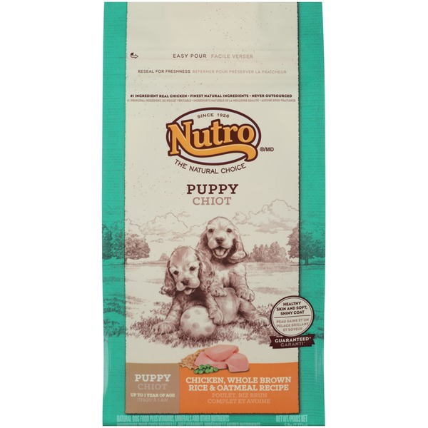 Nutro Wholesome Essentials Puppy Chicken Dog Food
