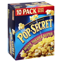 Pop Secret Microwave Popcorn Movie Theater Butter - 10