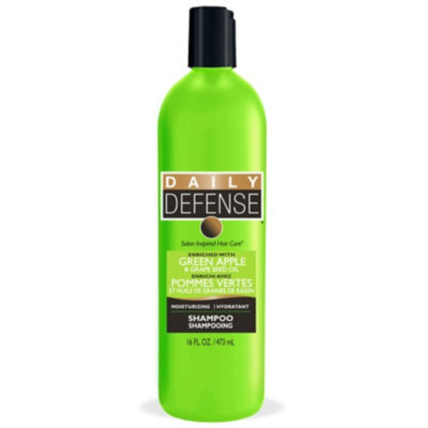Daily Defense Green Apple Shampoo