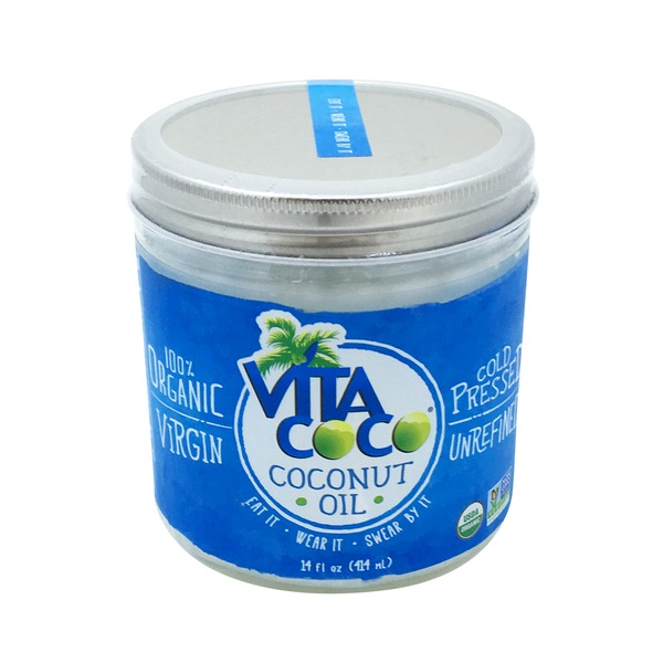 Vita Coco 100% Organic Extra Virgin Coconut Oil