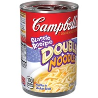 Campbell's Classic Recipe Double Noodle Condensed Soup