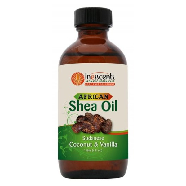 Inesscents African Shea Oil