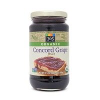 365 Organic Concord Grape Jelly
