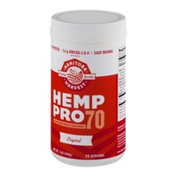 Manitoba Harvest Hemp Pro 70 Plant Based Protein Supplement