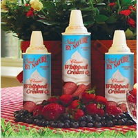Natural By Nature Whipped Cream Spray