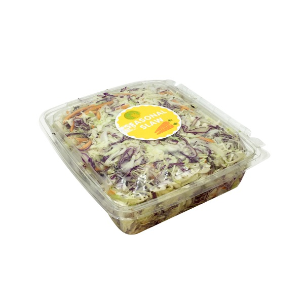 In House Production Organic Cole Slaw Mix