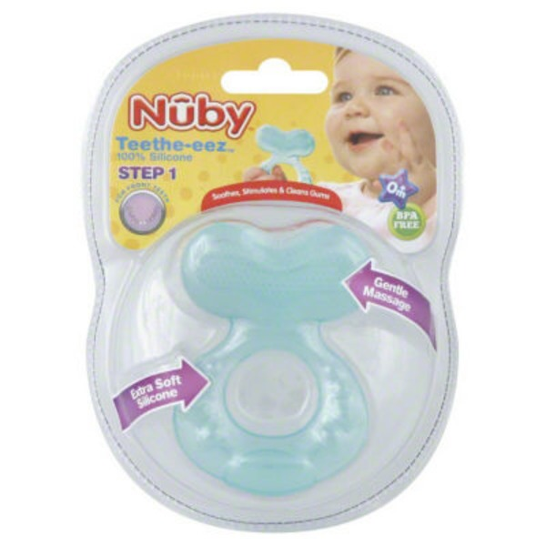 Nuby Teethe Eeez Soothing Teether