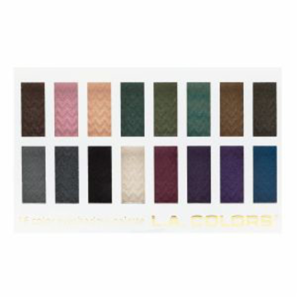 L.A. Colors Smokin 16 Color Eyeshadow Palette