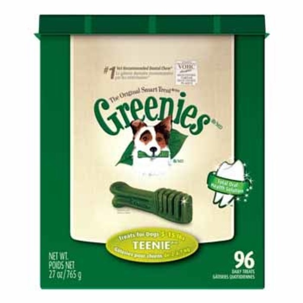 Greenies Original Teenie Dog Treats