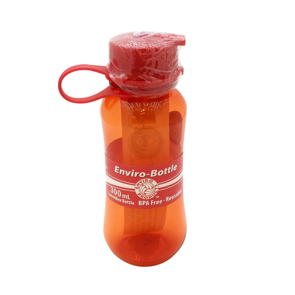 New Wave Enviro Products BPA Free Lunch Box Bottle, 300ml