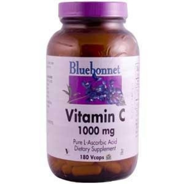 Bluebonnet Nutrition Vitamin C 1000 Mg