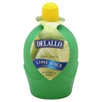 DeLallo 100% Juice, Lime