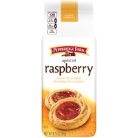 Pepperidge Farm Cookies Apricot Raspberry Sweet & Simple Thumbprint Cookies