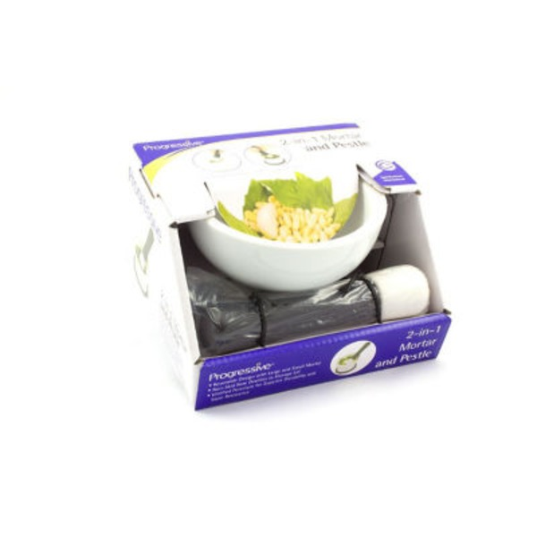 Progressive 2 In 1 Mortar And Pestle