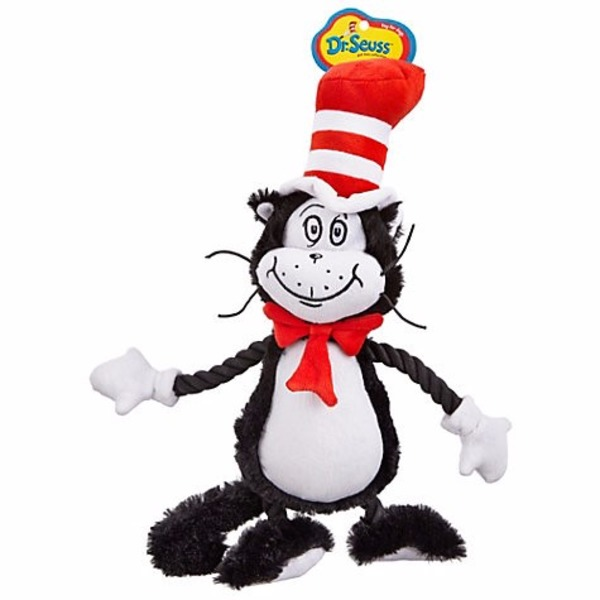 Dr. Seuss Cat In The Hat Plush Toy For Dogs Large