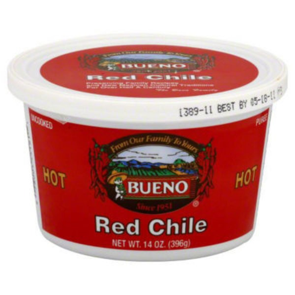 Bueno Hot Red Chile