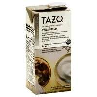 Tazo Tea Chai Latte Organic Black Tea Latte Concentrate
