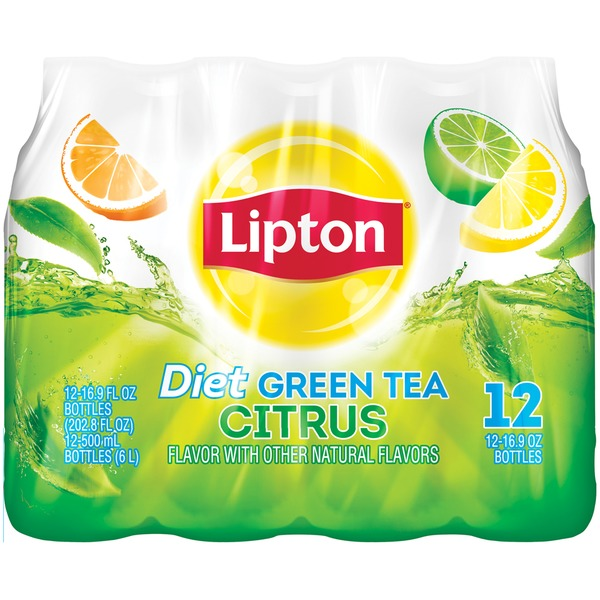 Lipton Diet Green Tea Citrus Iced Tea