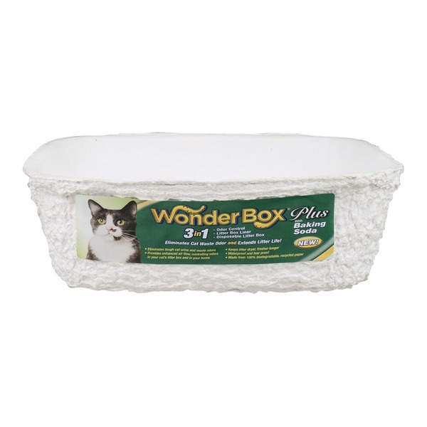 WonderBox Wonder Box Plus 3 In 1 With Baking Soda