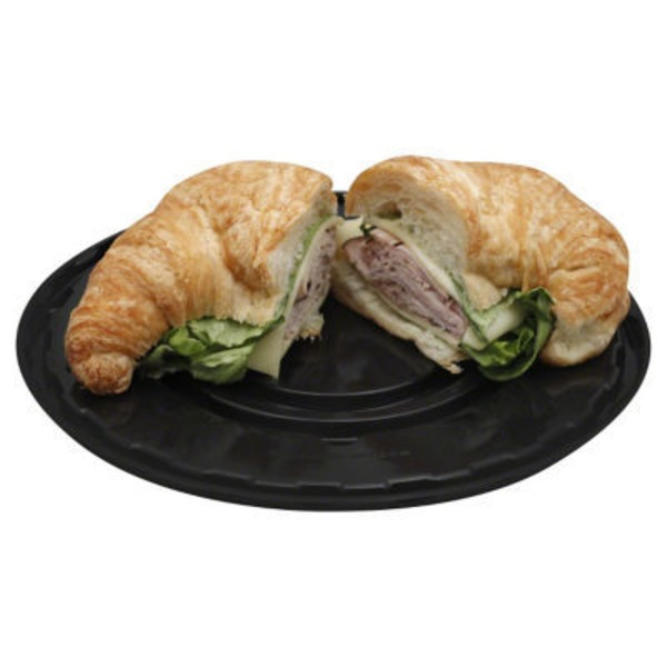 H-E-B Chef Prepared Foods Black Forest Ham and Swiss Croissant