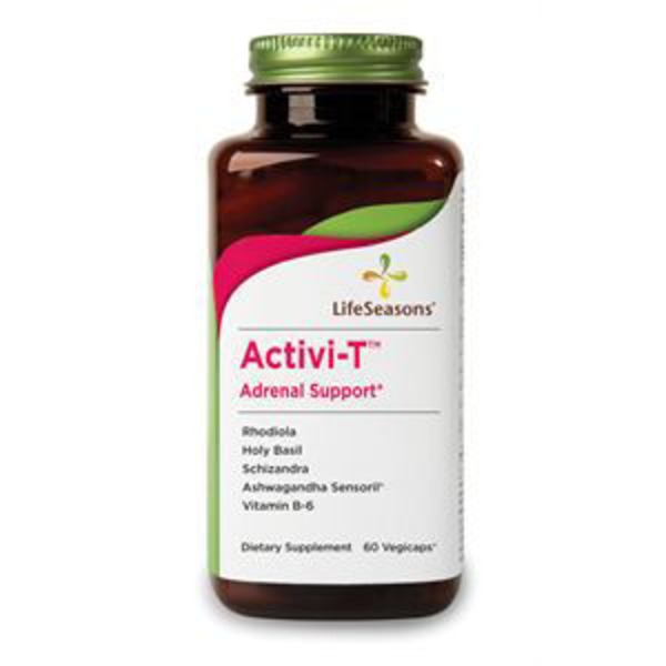Lifeseasons Activi T Adrenal Support