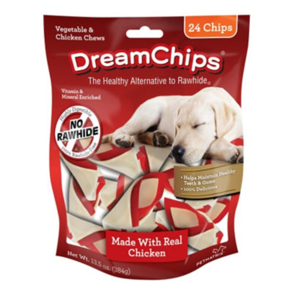 DreamBone Dreamchips Vegetable & Chicken Chews