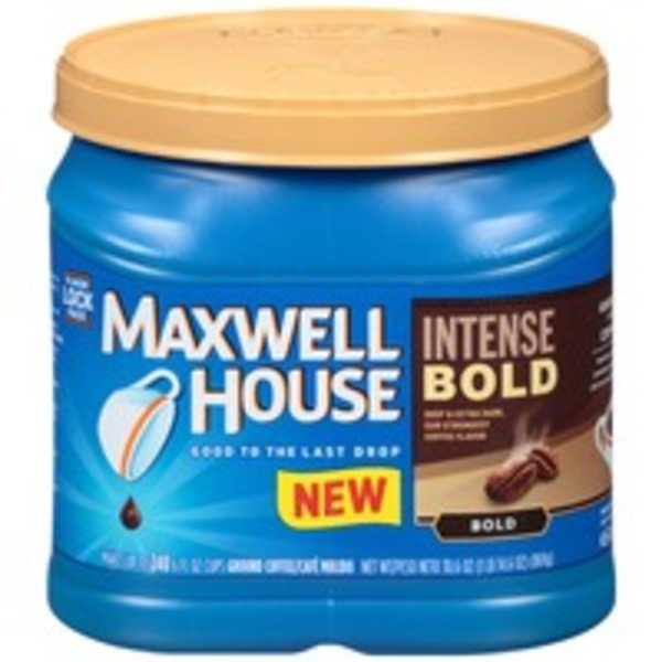 Maxwell House Intense Bold Coffee