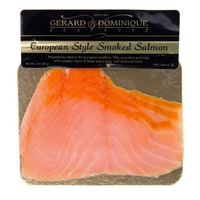 Gerard & Dominique Seafoods European Style Smoked Salmon