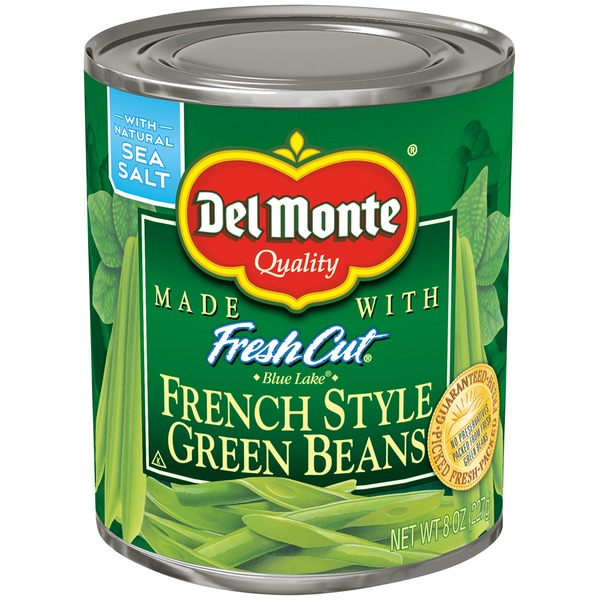 Del Monte Fresh Cut Blue Lake French Style Green Beans