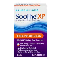 Soothe XP Xtra Protection Advanced Dry Eye Drops Therapy, 0.5 FL OZ
