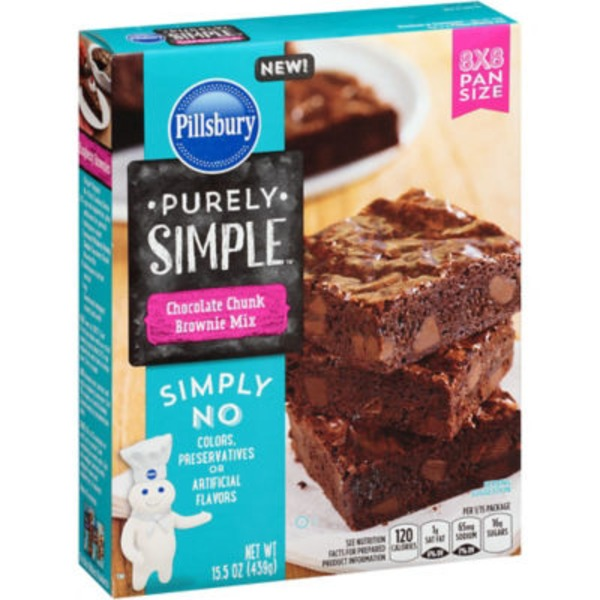 Pillsbury Purely Simple Brownie Mix