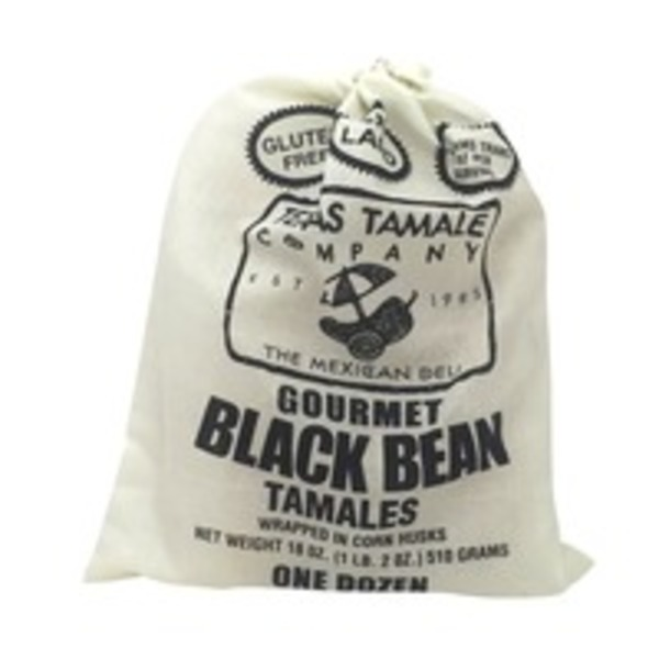 Texas Tamale Company Black Bean Tamales