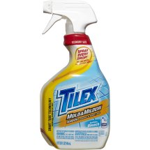 Tilex Mold Cleaner and Mildew Remover, Spray Bottle, 32 oz