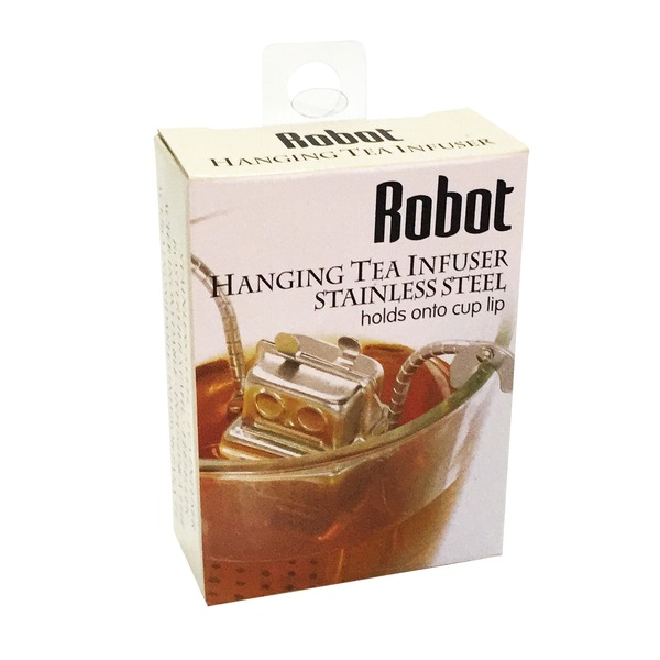 Down to Earth Robot Tea Infuser