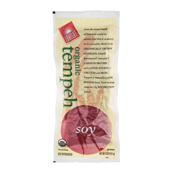Lightlife Organic Tempeh Soy