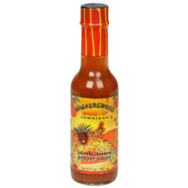 Walkerswood Seriously Hot Jamaican Jonkanoo Pepper Sauce