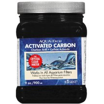 Aqua-Tech Activated Carbon Fish and Aquatic Pet Water Cleaner, 9 oz