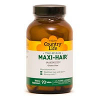 Country Life Maxi Hair Tablets