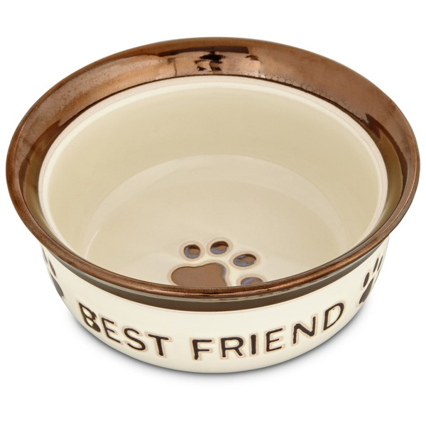 Harmony Best Friend Ceramic Dog Bowl 2.75 Cups