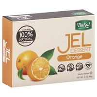 Bakol Natural Foods Orange Jel Dessert