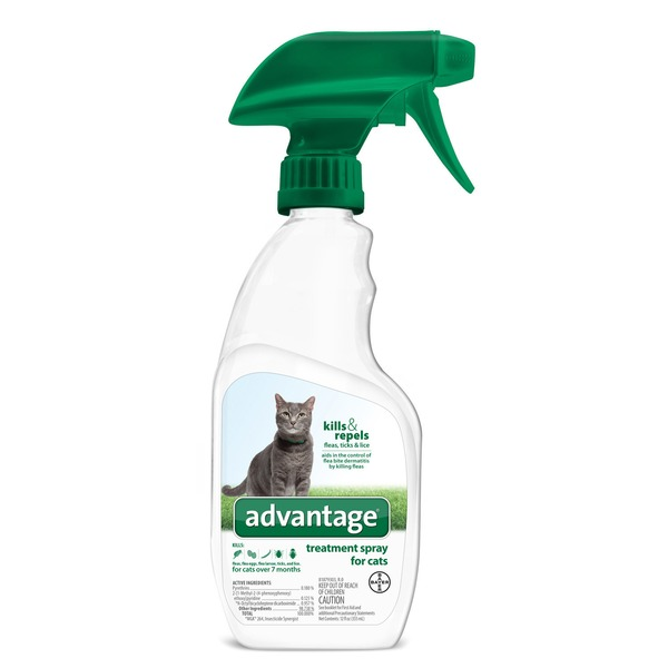 Advantage Flea & Tick Treatment Cat Spray