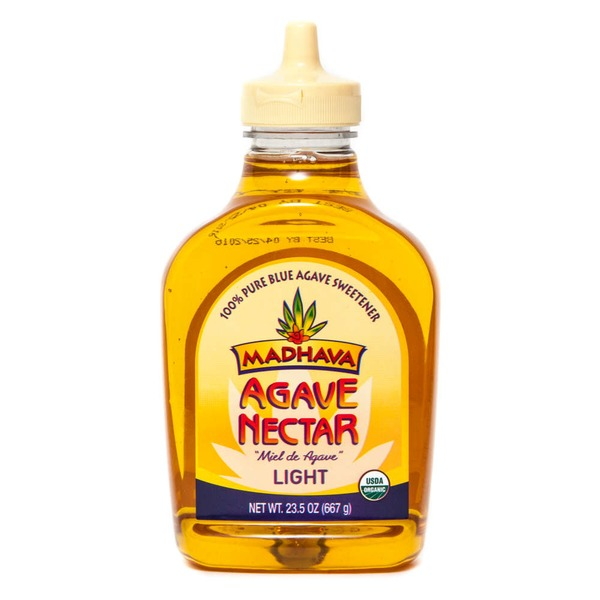 Madhava Light Agave Nectar Sweetener