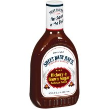 Sweet Baby Ray's Hickory & Brown Sugar Barbecue Sauce, 40.0 OZ