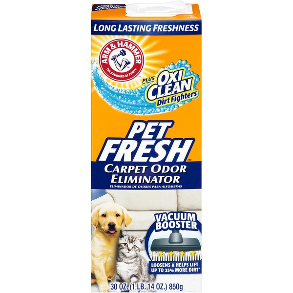 Arm & Hammer Pet Fresh Carpet Odor Eliminator