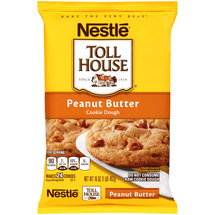 Nestle Toll House Ultimates Peanut Butter Lovers Cookie Dough