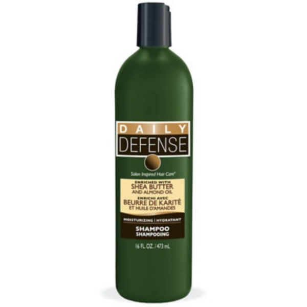 Daily Defense Shea Butter Shampoo
