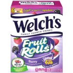 Welch's Fruit Rolls Berry, 6 - 0.75 oz rolls