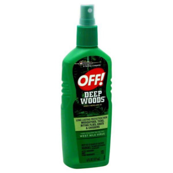 Off! Deep Woods Deep Woods Insect Repellent