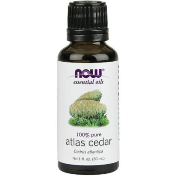 Now Essential Oils 100% Pure Atlas Cedar Oil