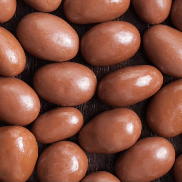 SunSpire Milk Chocolate Covered Almonds, Bulk